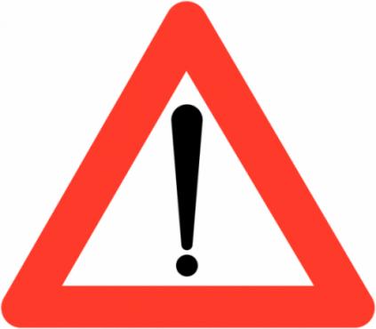 Danger – Chasse en cours
