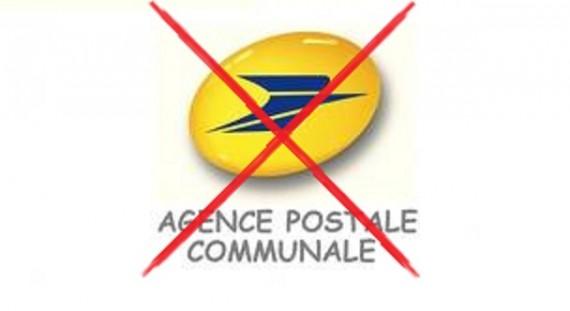 Fermeture temporaire Agence Postale